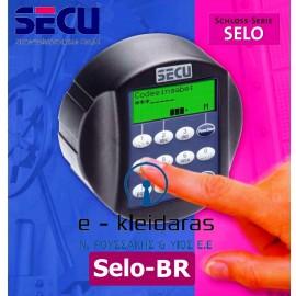 Ηλεκτρονική κλειδαριά SECU Selo-BR