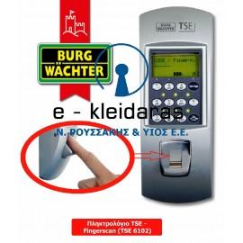 Πληκτρολόγιο Burg-Wächter TSE 6102 FS