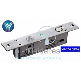 Ηλεκτροπίρος YLI Fail Safe στενός YB-200 (LED)