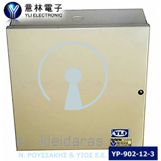 Τροφοδοτικά YP-902-12-3