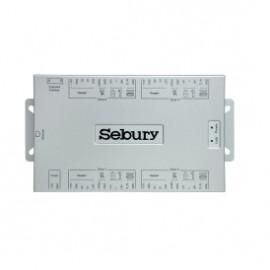 Μονάδα Προγραμματισμού TCP/IP SEBURY Για 4 Πόρτες SEBIC104