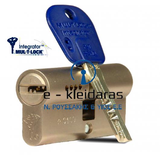 Κύλινδρος Ασφαλείας MultiLock Intergrator