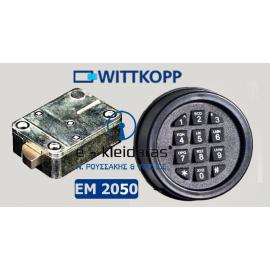 Ηλεκτρονική Κλειδαριά M-Locks EM 2050