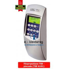 Πληκτρολόγιο Burg-Wächter TSE - Pincode TSE 6101