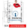 Ηλεκτρομηχανική Κλειδαριά Ασφαλείας, Eff-Eff Mediator