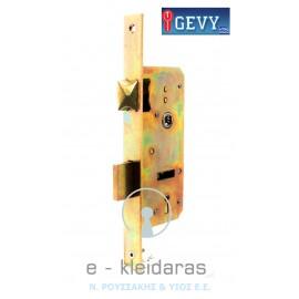 Κλειδαριά GEVY μεσόπορτας, Αντικατάστασης 82