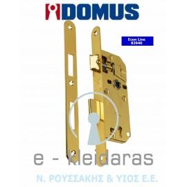 Κλειδαριά μεσόπορτας DOMUS, Econ Line 83940.