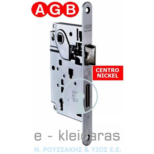 Κλειδαριά μεσόπορτας AGB, από την σειρά CENTRO