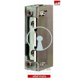 Ηλεκτρικό κυπρί effeff ProFix για στενά προφίλ.