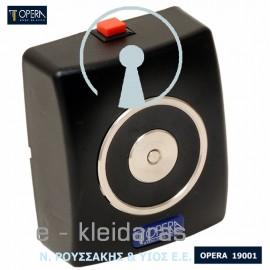Ηλεκτρομαγνήτης συγκράτησης πόρτας OPERA 19001
