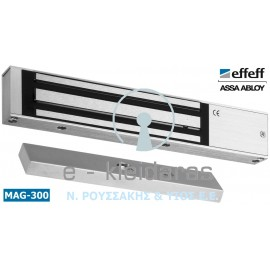 Ηλεκτρομαγνήτης εξωτερικός (κουτιαστός) eff-eff, MAG-300