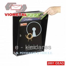 Γραμματοκιβώτιο Viometal, μοντέλο 2001 OSLO