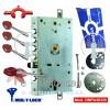 Κλειδαριά Ασφαλείας Omega plus 60αρα με extra σταθερό κλείδωμα( τύπου Μπαλομένου )