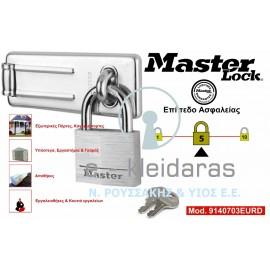 ΣΕΤ ΛΟΥΚΕΤΟ & ΚΑΤΑΒΑΤΗΣ Master Lock, με κωδικό 9140703EURD