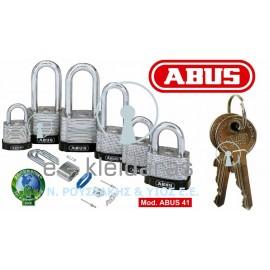 Λουκέτα Υψηλής Ασφαλείας, ABUS, με κωδικούς 4130, 4140, 4150, 41HB30, 41HB40, 41HB50 & 41HB50125
